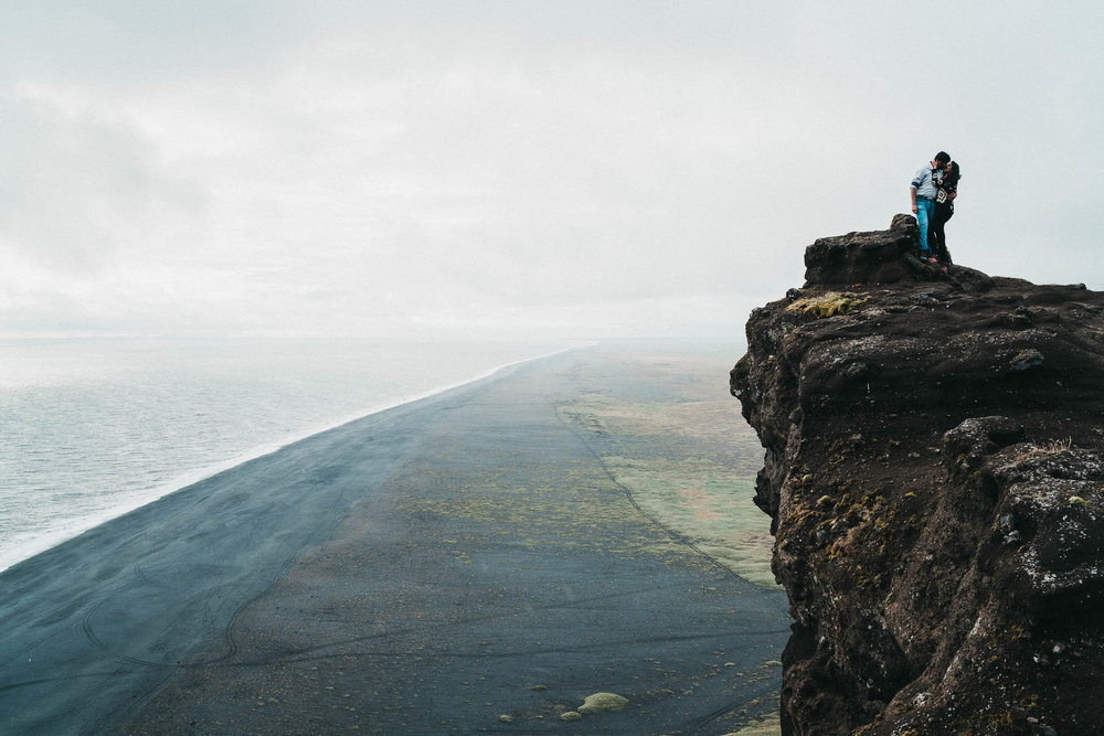 cliffs of iceland proposal
