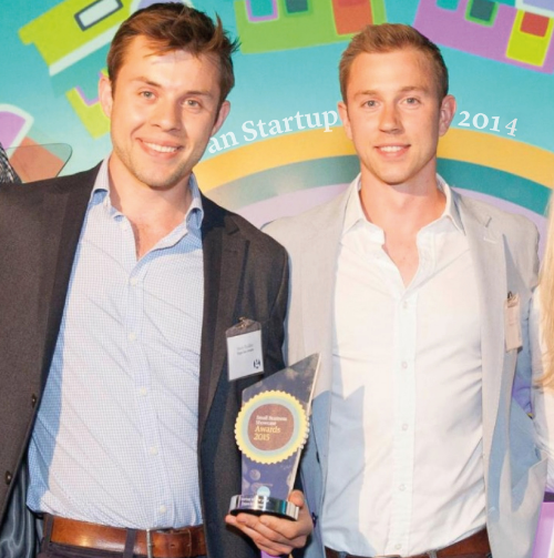 Oppo healthy ice cream wins Guardian Startup of the year 2015.