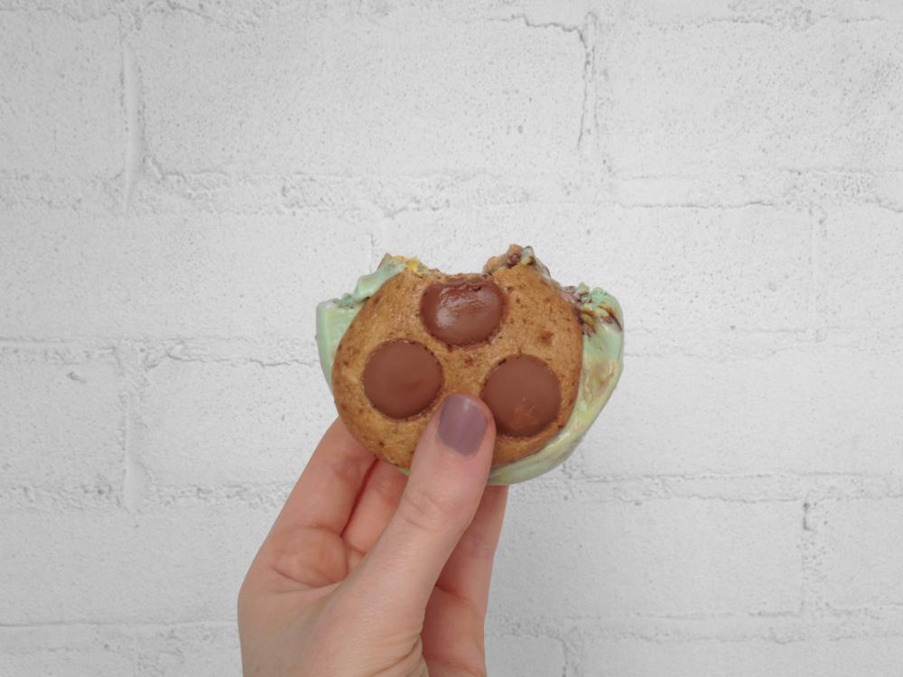 Oppo recipe: Oppo Cookiewich.