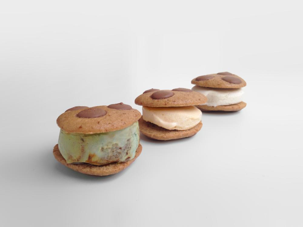 Oppo recipe: Oppo ice cream Cookiewich.