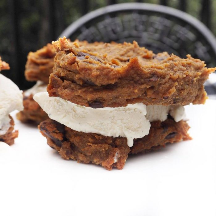 Oppo recipe: Oppo choc-chunk ice cream sandwiches