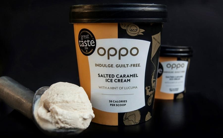 Oppo Ice Cream Great Taste Award Photogrpah
