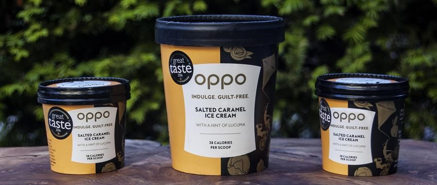 Oppo Ice Cream Salted Caramel