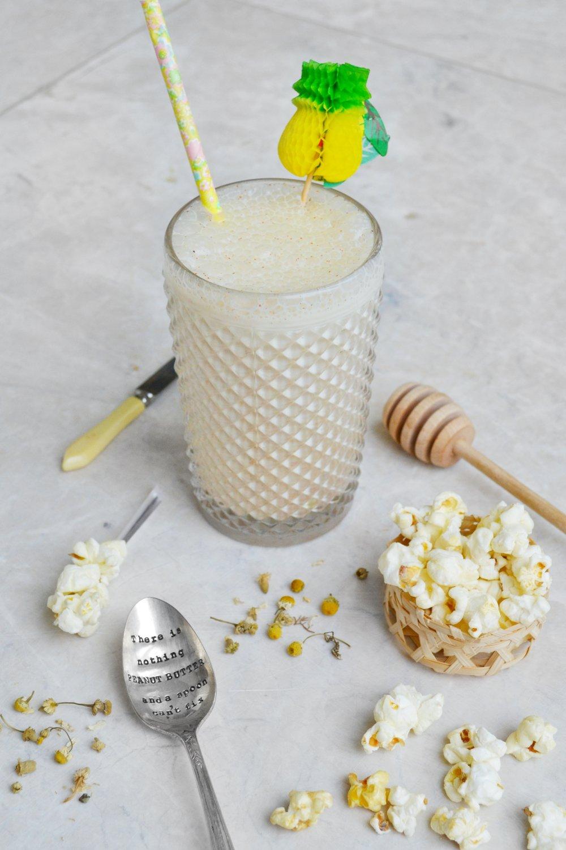Oppo recipe: Vanilla Oppo Protein Shake