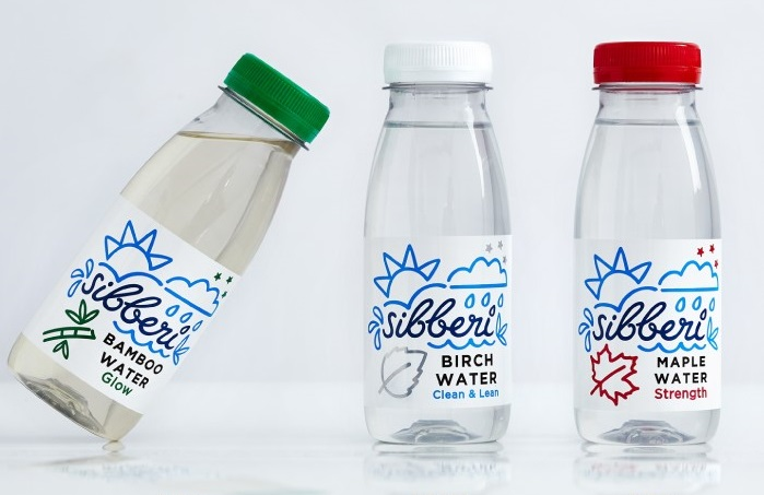 Sibberi Water Drinks