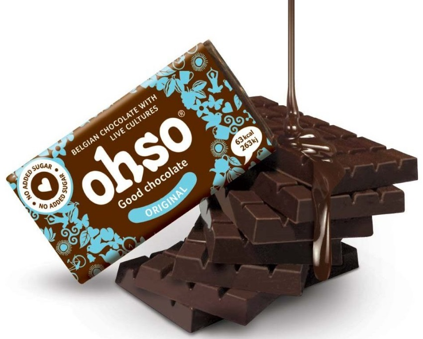 Ohso Healthy Chocolate
