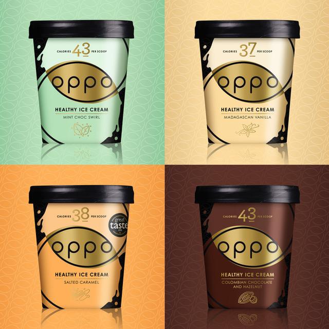 New branding Oppo