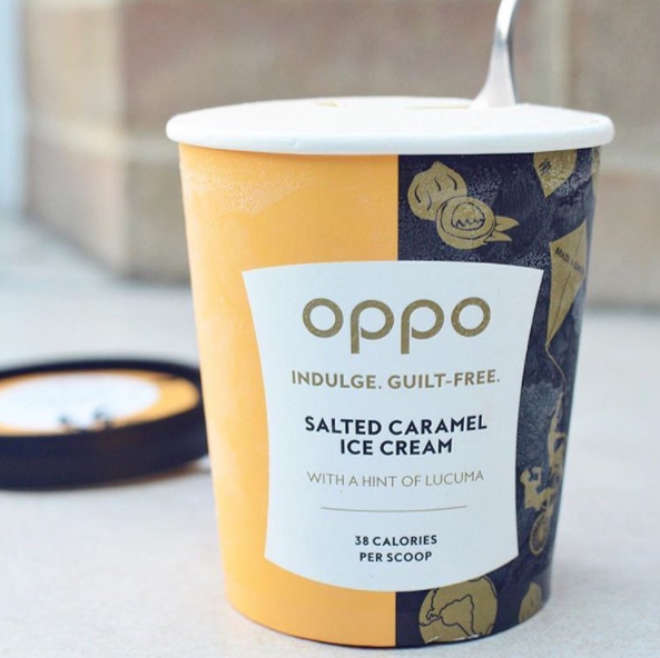 Oppo Salted Caramel with Lucuma