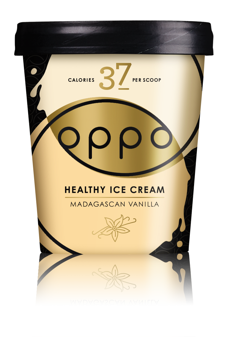 Oppo Madagascan Vanilla with a hint of Baobab.