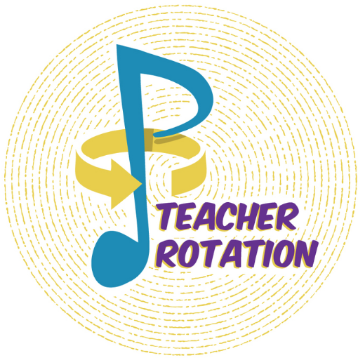 Music Pillars Teacher Rotation System