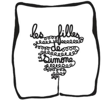 Logo du collectif Les Filles de Simone
