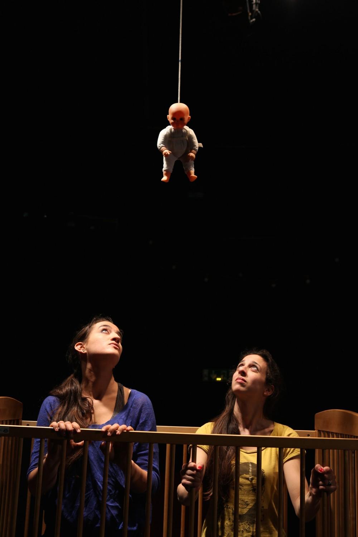 Eugénie - Théâtre du Rond - Point © Antoine Melchior