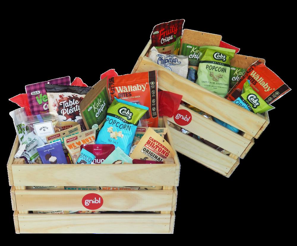 Healthy Snack Box Delivery