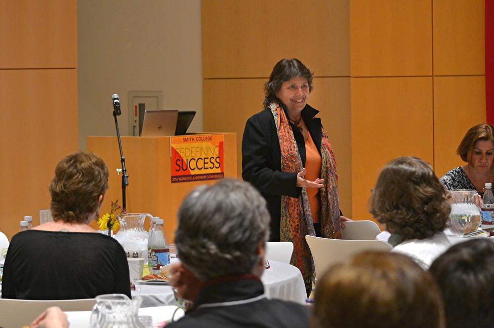 Susan Ford Collins keynote at