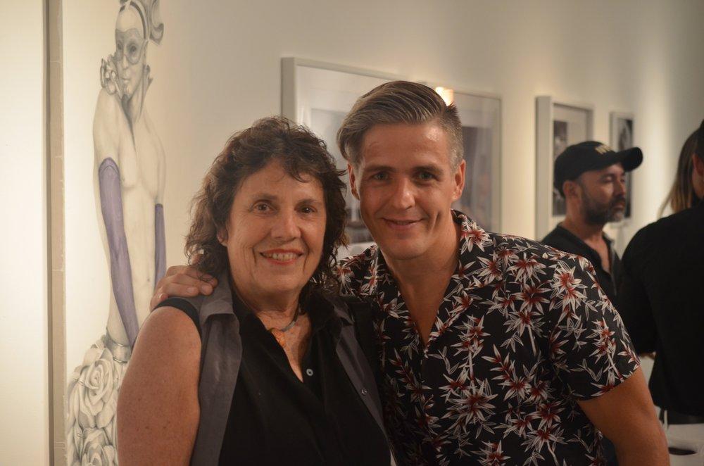 Susan and Dmitry at Art&Design (1).jpg