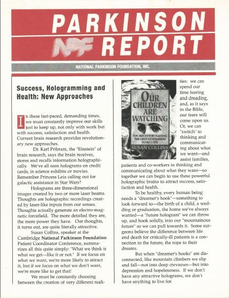 snip National Parkinson Report.JPG