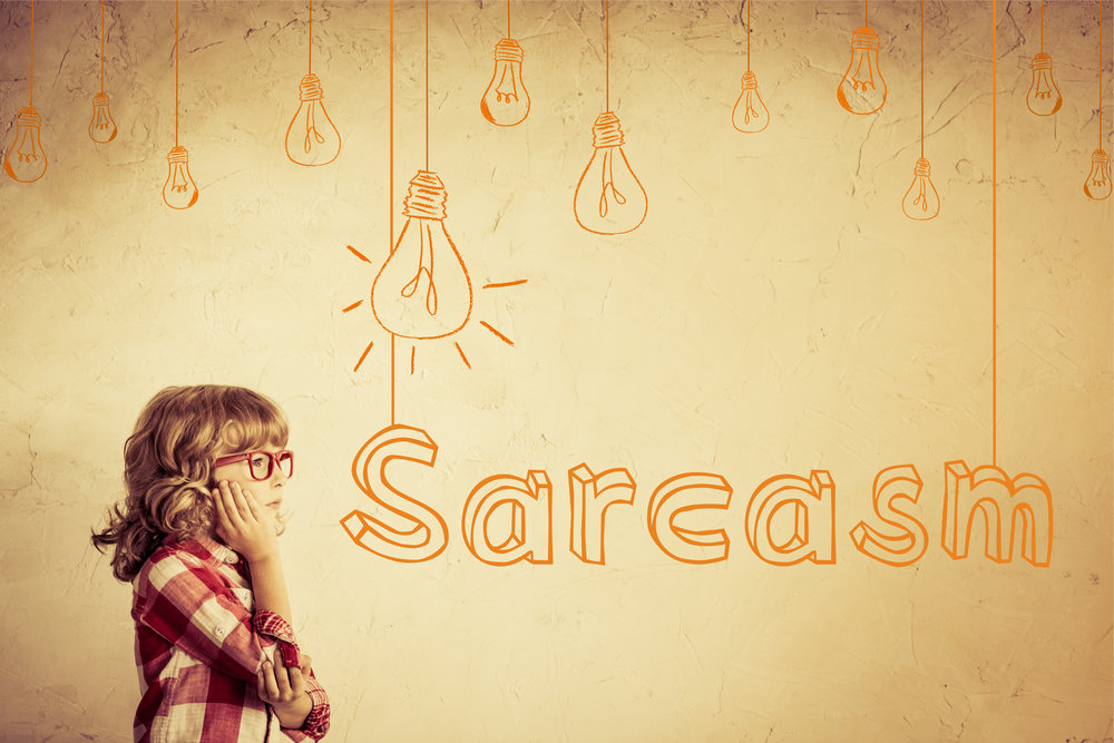 What Does Sarcasm Mean?