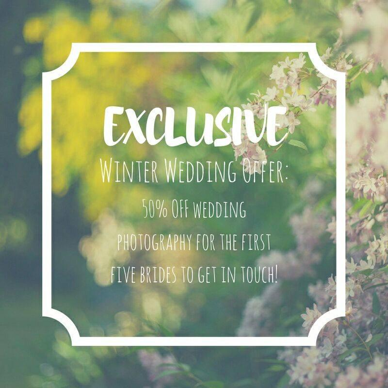 Sophie Elliott | Norfolk Wedding Photographer | Winter Wedding Discount