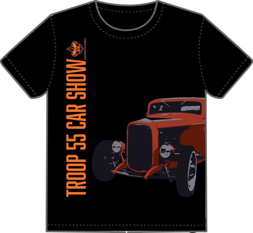 Car Show Shirt Hot Rod 6 Color Black.jpg