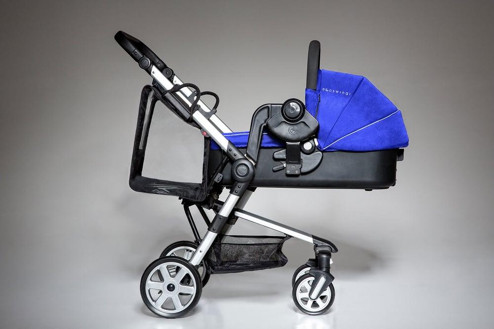 EcoPrams EcoSwingi Baby Stroller Pram