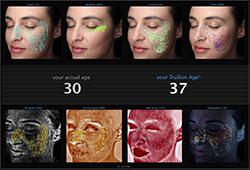 skin age analysis