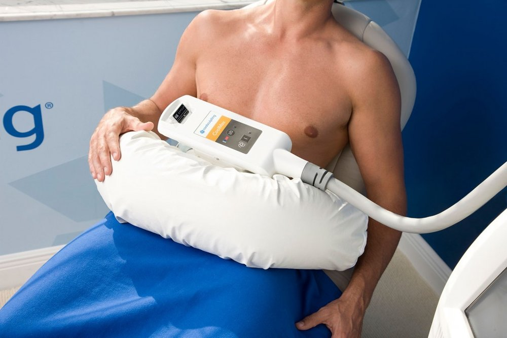 Coolsculpting for men in San Antonio