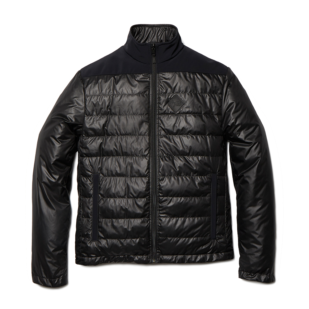 RACER'S EDGE REVERSIBLE DOWN JACKET - $895USD
