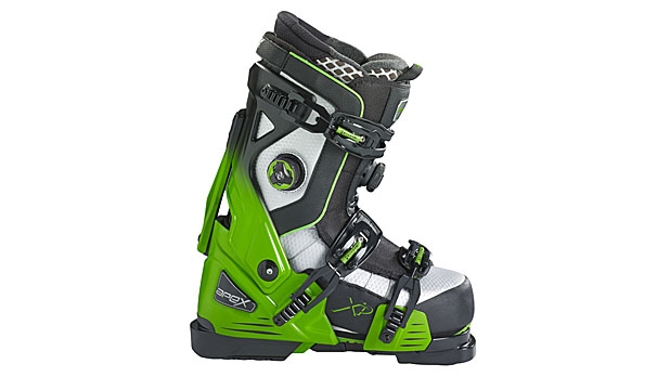 APEX SKI BOOTS XP BIG MOUNTAIN, $995