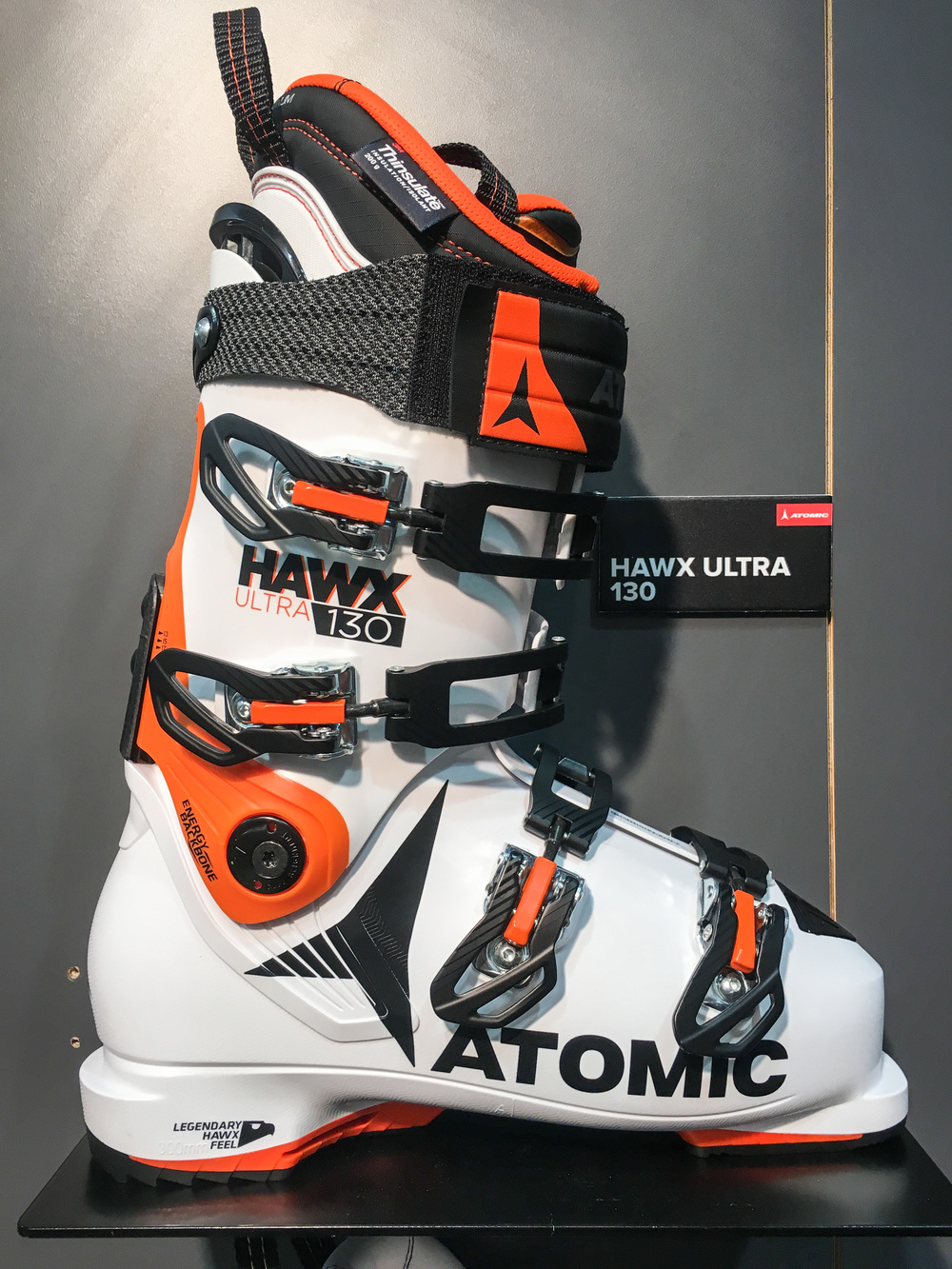 ATOMIC HAWX ULTRA 130 SKI BOOT, $850