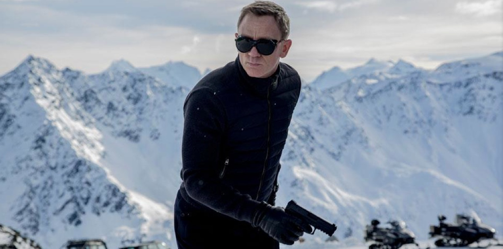 "Bond broke out Vuarnet's Glacier sunglasses for a shootout in ""Spectre."""