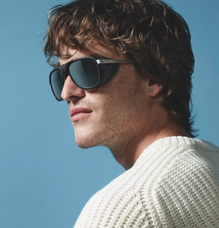 Vuarnet is re-releasing its Glacier glasses in six new colors, $195 - $255.