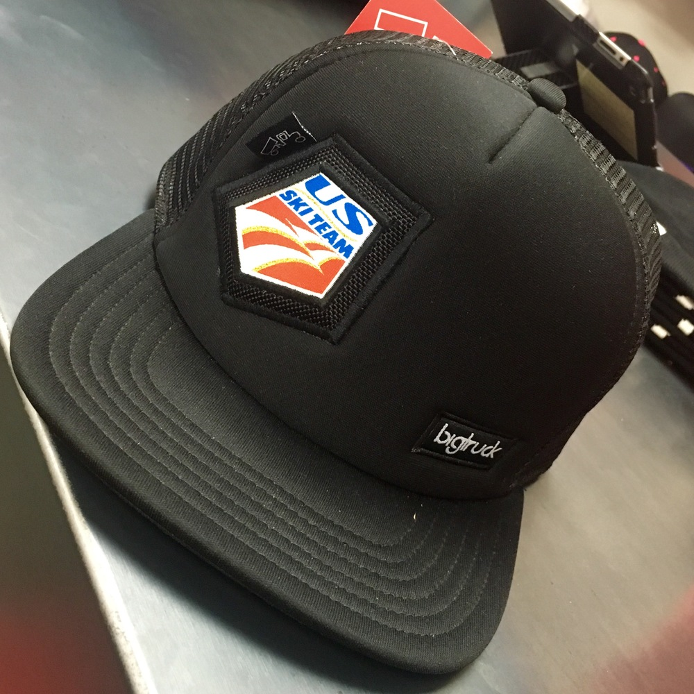 Pick up the U.S. Ski Team Original Hat by bigtruck, $40.