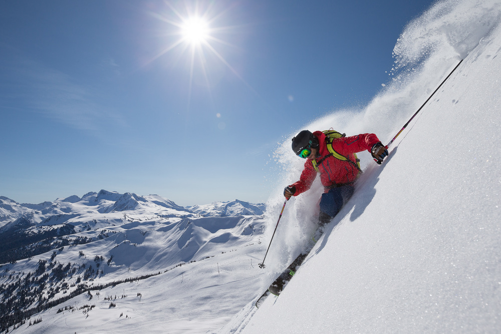 Whistler Blackcomb is North America's largest and busiest ski resort. (Paul Morrison for Whistler Blackcomb)