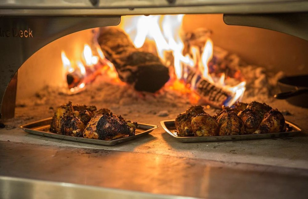 Fire Friday!!! This is open flame cooking. Join us to enjoy the taste.  #openflamecooking #firewoodparkcity#firewoodonmain #grillworks