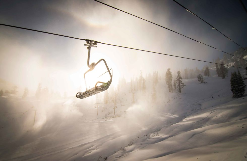COURTESY OF SQUAW VALLEY ALPINE MEADOWS