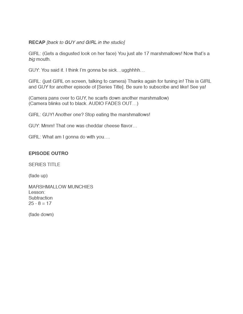 Script Page 3
