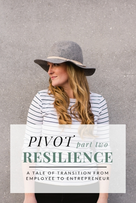 PIVOT: Resilience by Christine Barnes