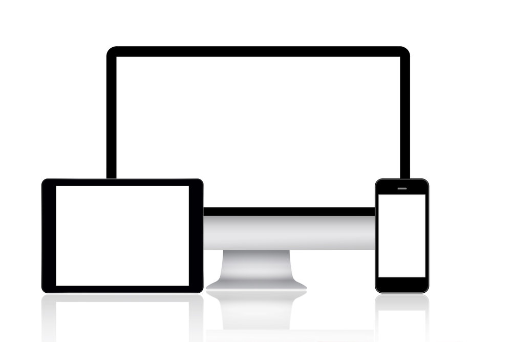 RESPONSIVE WEB DESIGN  - Every design includes a unique mobile experience that matches the overall style of your website, so your content will look great on every device, every time.