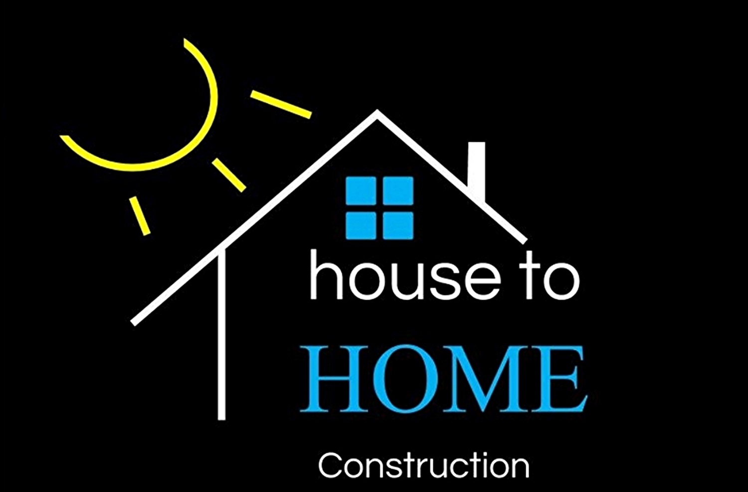 House to HOME Construction. Home Remodel, New HOME Construction, Repair