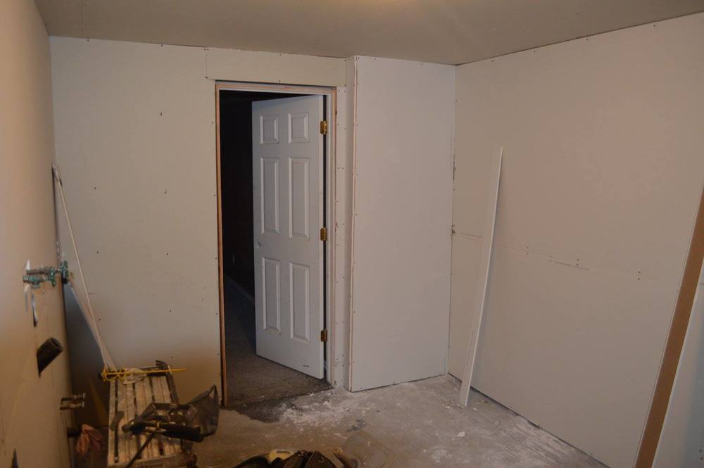 Drywall, Tape, and Mud