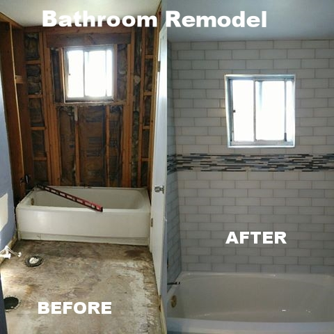 House To HOME Construction Home Remodel New HOME Construction - Bathroom repair and remodel