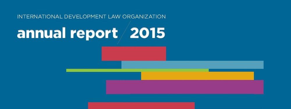 IDLO-AnnualReport-2015-Hero