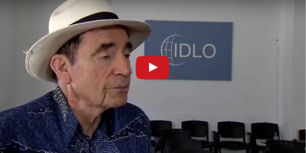 SPOTLIGHT: Justice Albie Sachs speaks of the rule of law as a way of life
