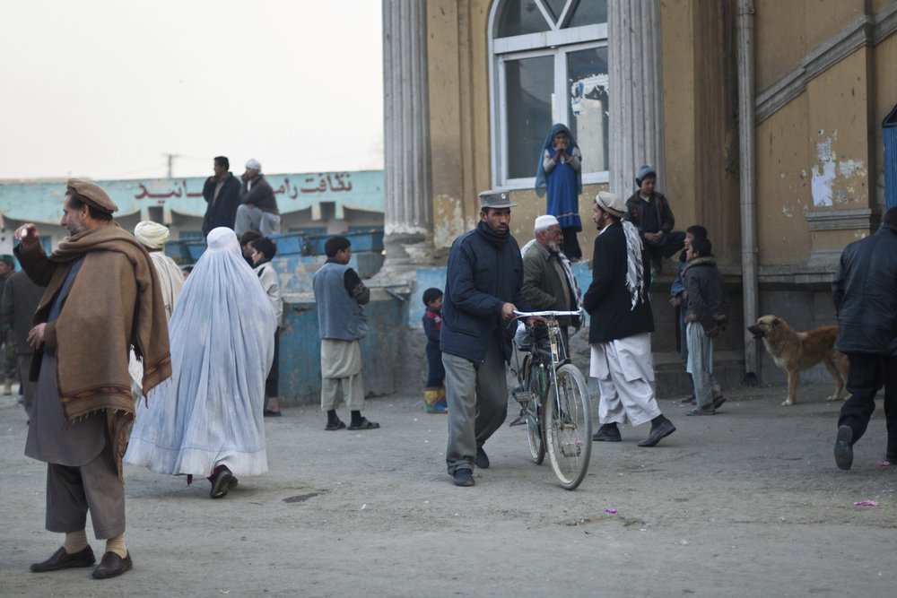 Afghanistan - The country's democratic transition has underscored the need to cement the rule of law as a fundamental principle