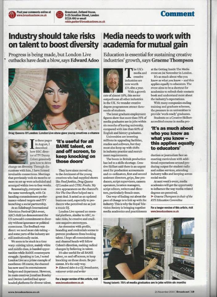 Broadcast Magazine - November 2014.jpg