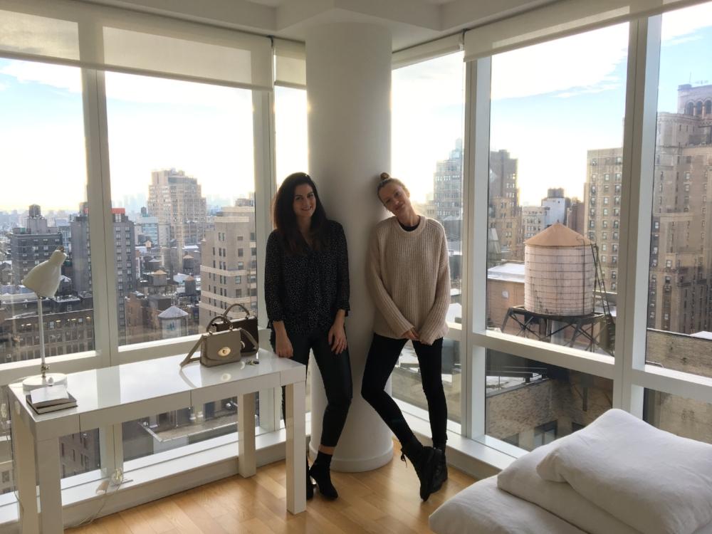 Renata Zanchi & Iria de Ana