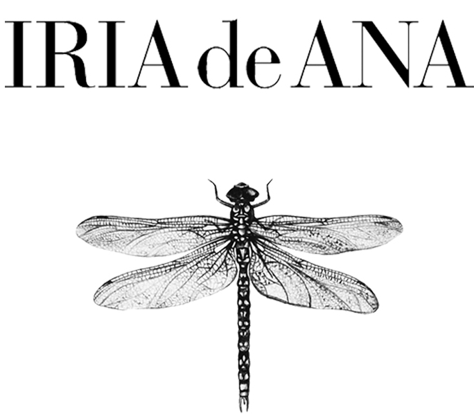 Designer leather handbags & personalised leather goods charged with positive energy by Iria de Ana