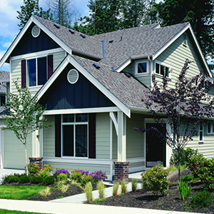 Home siding buresh home solutions for Stained fiber cement siding