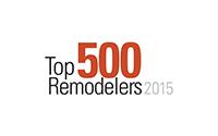 Top 500 Remodelers Award 2015