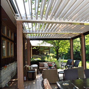 Bon Buresh_Outdoor_Louvered_Roof